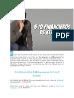 El Otro Día Repasando Varias Cosas de Los Libros de Finanzas Personales Que Tengo