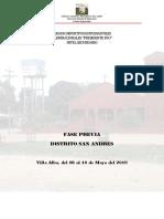 CONVOCATORIA Fase Previa Villa Alba 2019