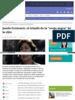 2012-05-18 Josefa Errazuriz El Triunfo de La Oveja Negra de La Elite