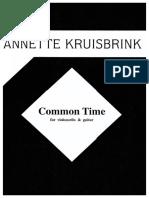 Annette Kruisbrink - Common Time .pdf