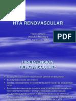 Hta Renovascular y Nefropatia Isquemica