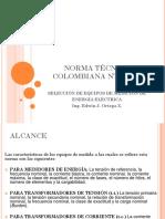 1.p. Acometidas Codensa