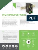 Digi Transport Wr31