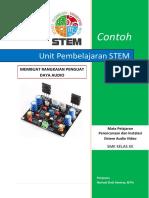 Unit Pembelajaran STEM TAV 2019
