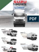Isuzu F Series Brochure