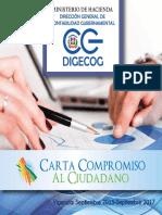 Carta Compromiso Del Ciudadano Digecog