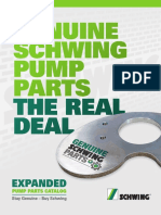 SCHWING ExpandedPumpParts Catalog