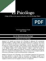 Rol Del Psicologo