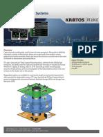 Kratos SpectralCap Recorder/Playback System Data Sheet
