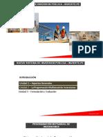 La Programación Multianual de Inversiones