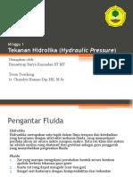 Tekanan Hidrolika