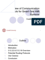 Communication Protocols for Ami