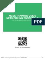 IDf03c411dd-mcse training guide networking essentials