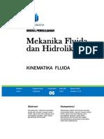 Modul 6. Kinematika Fluida.docx