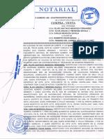 Parte Notarial