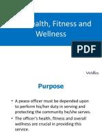 Academy_2015_Health Fitness Wellness Powerpoint 2014