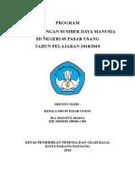 Program Pengembangan Sdm