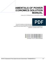 ID2a41d6a99-fundamentals of power system economics solution manual
