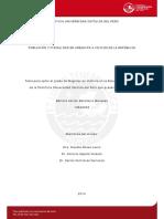 Población y Fiscalidad en Arequipa a Inicios de La República