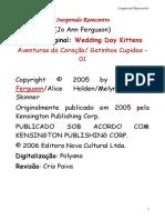 092 Jo Ann Ferguson - [Aventuras do Coração 01] - Inesperado Reencontro (BestSeller 92).pdf