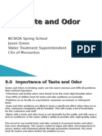 17243153 Taste and Odor