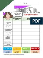 Findsomeone Intro