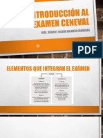 Examen Ceneval 2019