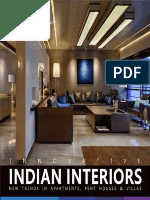 5 Patel Penthouse Innovative Indian Interiors Iasinterior Architecture Group Pdf Design Architectural Elements