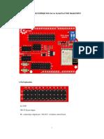Md0332 Wifi Shield Esp13 Keys