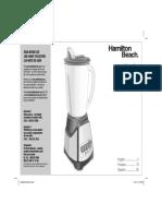 Hamilton Beach Blender - 840203404.pdf