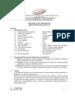 SPA-Derecho Procesal Penal II