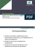 Psicofarmacología y Dependencia, Farmacocinética.ppt