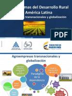 Paradigmas Del Desarrollo Rural en AL