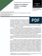 el pensamiento matemático de estudiates universitarios de cálcuo y tecnologías informáticas.pdf