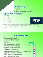 Modern Chromatography