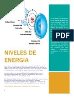 Niveles de Energia