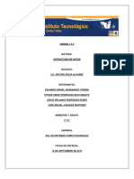 Unidad 1 y 2 Estructura de Datos