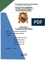 Informe 1 Comunicaciones Móviles