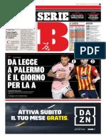 La Gazzetta Dello Sport 09-05-2019 - 38a Giornata