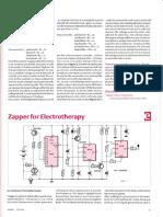 100716 Generador electrónico de pulsos de biorresonancia