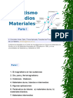 MagnetismoenMediosMateriales1.pps