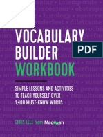 Magoosh_ Chris Lele - The Vocabulary Builder Workbook_ Simple Lessons and Activities to Teach Yourself Over 1,400 Must-Know Words (2018, Zephyros Press)