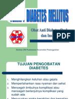 TERAPI DM - Pro Edukasi DM Maret 2012