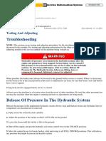 AttTesting and Adjusting