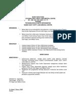 Program Kerja Komite Keperawatan