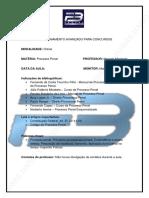 Processo Penal I - Marcelo Machado