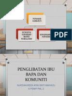 PENGLIBATAN IBU BAPA DAN KOMUNITI.pptx