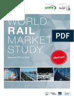 World Rail Market Study