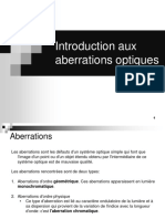 Introduction Aux Aberrations Optiques