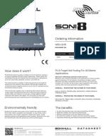 soni8-datasheet